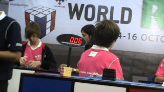 2 74 official 2x2 average world rubik s cube championship 2011