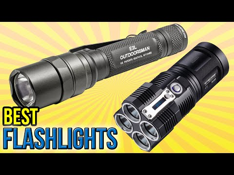 10 Best Flashlights | Fall 2016 from YouTube · Duration:  5 minutes 31 seconds