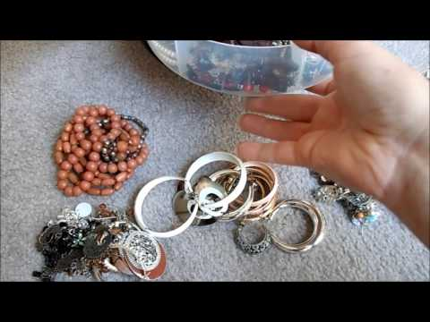 ASMR Whispering - My Jewellery Collection