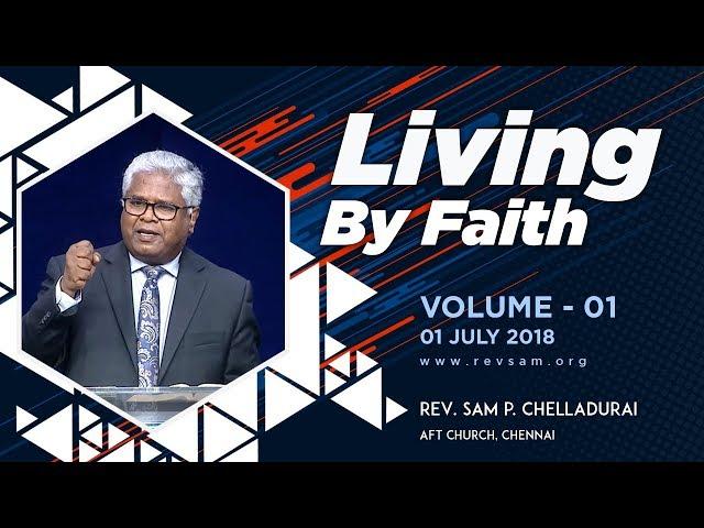 AFT Church   Hope: Starting point of Faith - Part 1   Rev. Sam P. Chelladurai