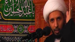 الميديا الحسينية بين الواقع والتطلعات ll الشيخ أحمد سلمان 1 محرم 1438هـ