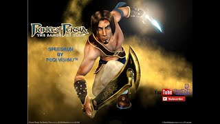 Prince Of Persia - The Sands Of Time Professional Fastest Speedrun By VishnuPrasaanth™