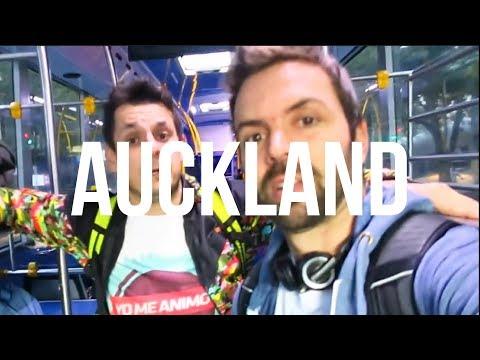 Viaje Nueva Zelanda 2016 - Recien llegados a Auckland