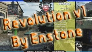 [Bo2 / 1.18] Revolution Mod menu v1 By Enstone ! Full View !
