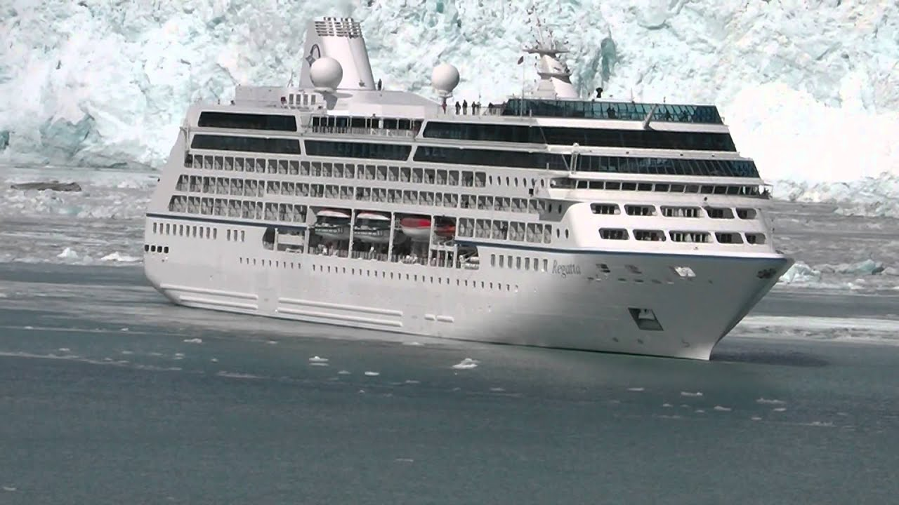 Oceania Cruises Regatta At And Around The Hubbard Glacier YouTube - Oceania regatta cruise ship
