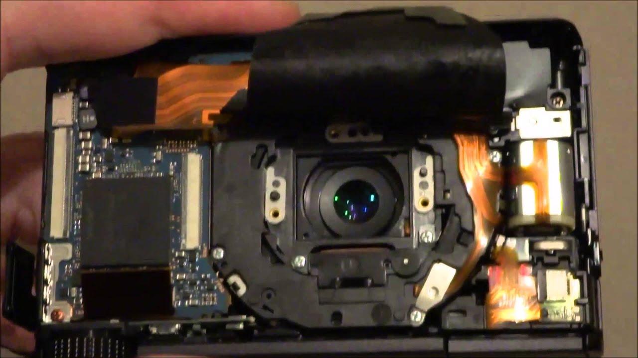 Sony Camera Repair
