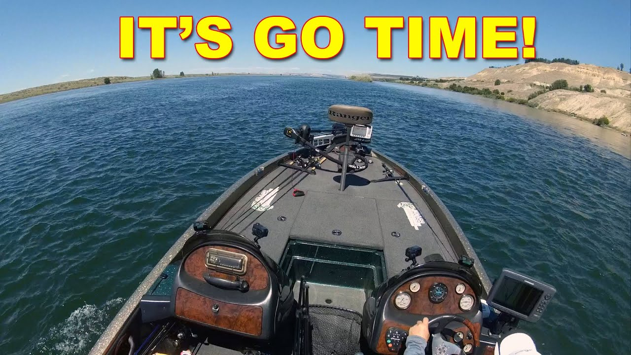 Getting Ready For A Bass Tournament   Bass Fishing
