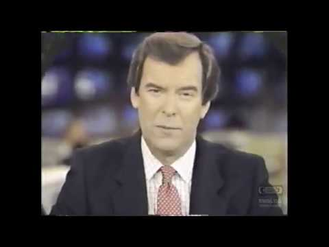 ABC News Featuring Peter Jennings | Promo | 1988