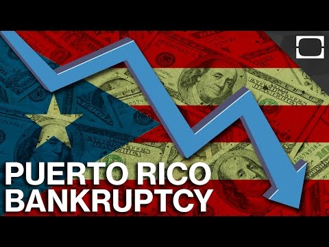 Should The U.S. Let Puerto Rico Go Bankrupt?