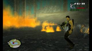 Grand Theft Auto Evil Dead New Saw And Flamethrower!