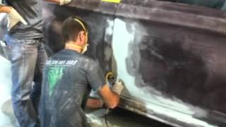 Video My 1940 Chevy getting new paint download MP3, 3GP, MP4, WEBM, AVI, FLV Desember 2017