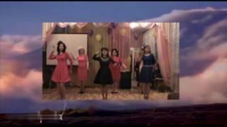 """Танец воспитателей """"Платья"""""""