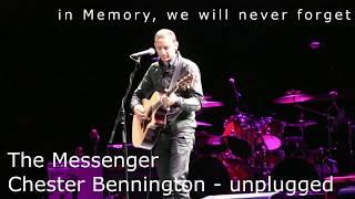Linkin Park - the messenger - Chester Bennington Live unplugged - Lyrics deutsch / #RIPCHESTER