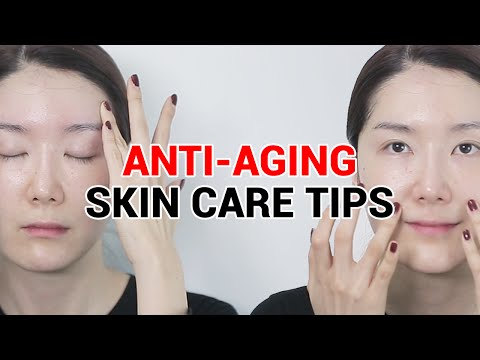 Anti Aging Face Massage & Anti Aging Skin Care Tips |  Wishtrend
