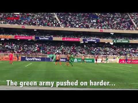 Watch: Gor Mahia vs Hull City Highlights- KTNNews