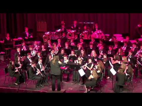 "Northport High School Symphonic Winds - ""Symphonic Dances From West Side Story"""