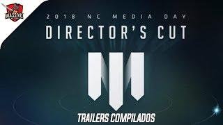 Compilação de Trailers do NC Media Day 2018 | Babem com Lineage II M
