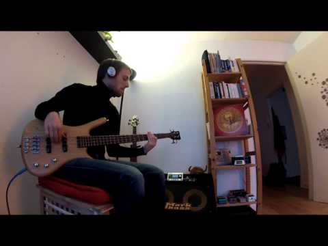 Earth Wind & Fire That's the way of the World Bass Cover
