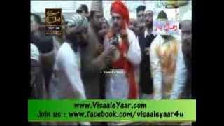 Urs Mubarak Hazrat Baba Fareed Ganj Shakar R.H 2013 With Tasleem Sabri In Qtv.By Visaal