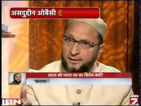 Asaduddin Owaisi Ke Sath Khari-Khari | News18 India