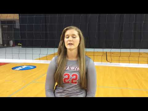 Senior Samantha Edge's Media Day Interview