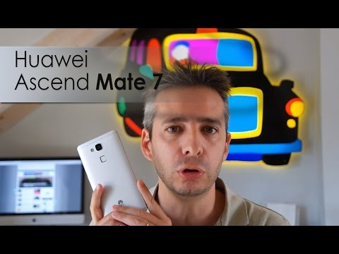 Huawei Ascend Mate 7 la recensione di HDblog.it