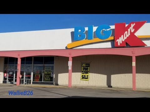 Kmart Now Closed In Moon Township Update #8 The Last Day