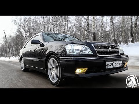 Лучший бизнес седан за 500 т.р. Toyota Crown S170