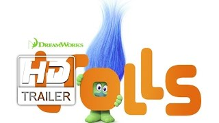Trolls | Trailer Oficial | Dublado HD