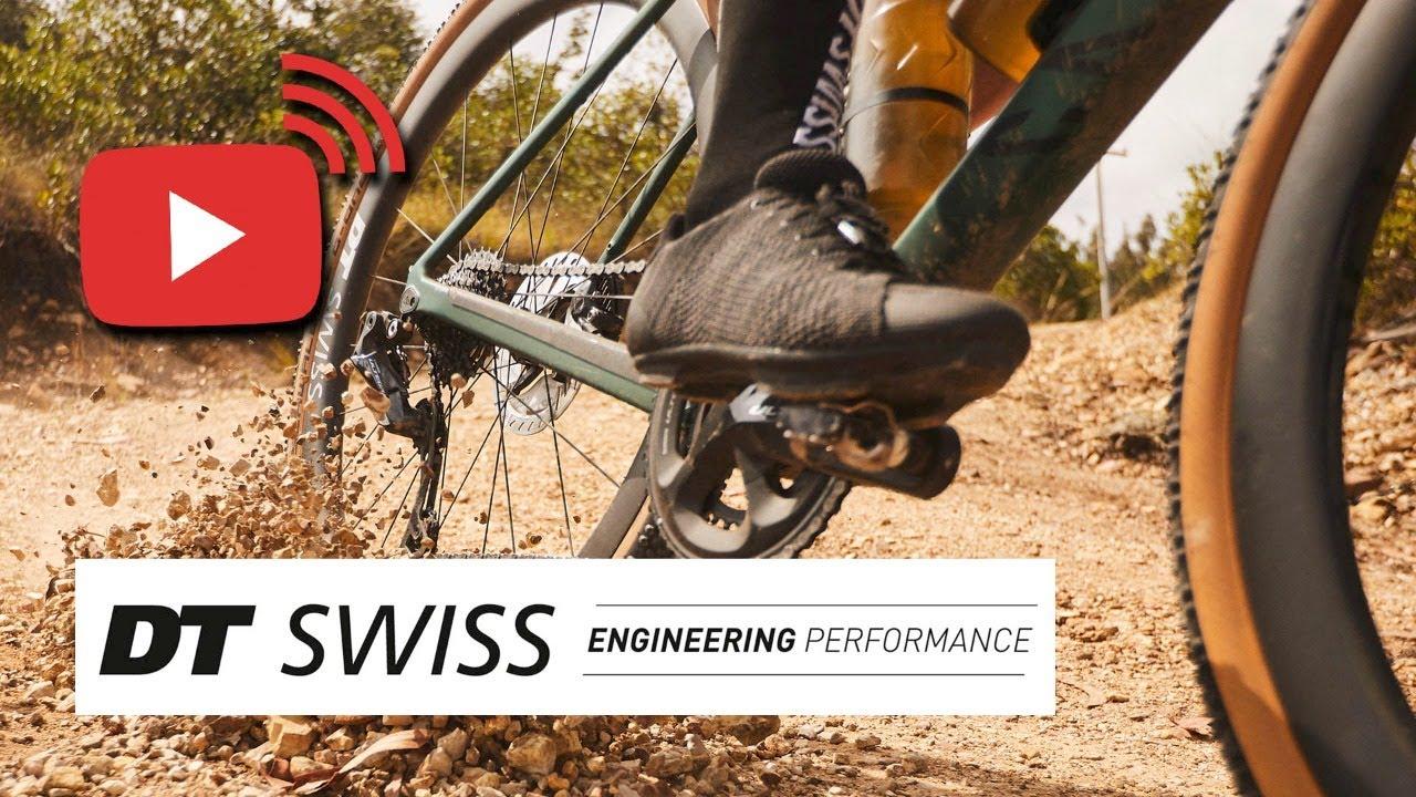 Road vs Gravel Wheels? GR 1600 Spline Unboxing - LIVE with DT Swiss