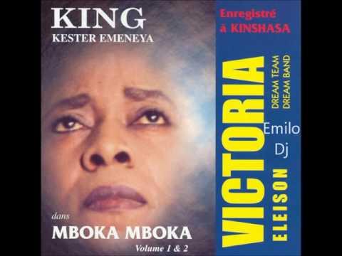 (Intégralité) King Kester Emeneya & Victoria Eleison - Mboka Mboka 1998 HQ