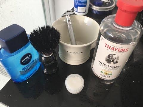 Body Shop Maca Root Shaving Cream Review