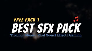 40 Popular Sound Effects Free| Trolling | Meme | Viral Sound Effect | Gaming