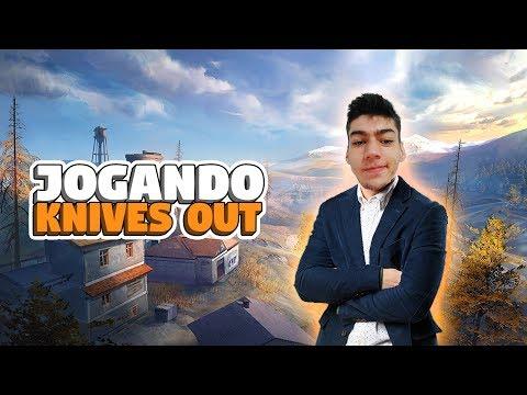 KNIVES OUT - ANIVERSÁRIO DE 9 MESES DE CANAL TAMO THE JUNTO! , MANDEM LOOTS !sorteio !loots