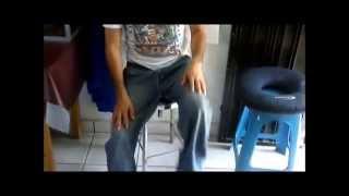 medico curado del coxis cuello rodillas tibia y espalda con quiropraxia