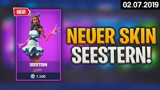 FORTNITE SHOP from 2.7 - 😍 NEW SKIN! 🛒 Fortnite Daily Item Shop of today (02 July 2019) | Detu