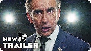 HOT AIR Trailer (2019) Steve Coogan Neve Campbell Comedy Movie