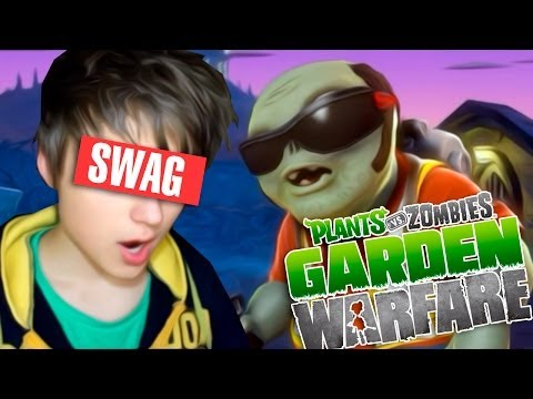 СТИЛЬНЫЙ ЗОМБИ | Plants Vs. Zombies Garden Warfare