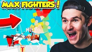 I Got MAX FIGHTERS In NOOB SMACKER SIMULATOR And It's OP!! (Roblox)