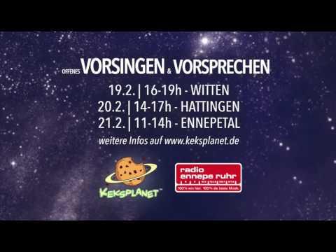 """KEKSPLANET bei Radio Ennepe Ruhr """"Am Morgen"""" / 12.02.2016"""