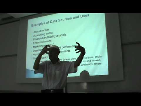 Business Analytics - Lecture 02