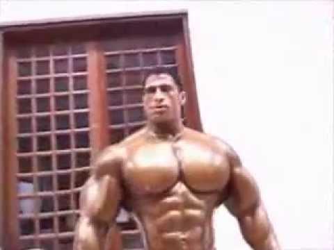 Vücut geliştirme şampiyonu  YouTube