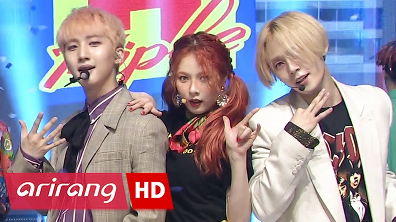 Download [Simply K-Pop] Ep.264 - Triple H, Lovelyz, OH MY GIRL, SF9, Dreamcatcher, VARSITY _ Full Episode