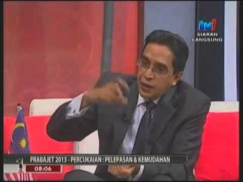 Selamat Pagi 1Malaysia   Expectation on Budget 2013 25 Sept 2012