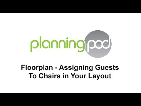 event seating chart software assigning guests to chairs planning