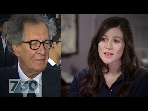 Orange Is The New Black star Yael Stone makes explosive allegations about Geoffrey Rush | 7.30