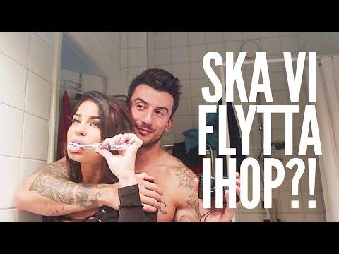 SKA VI FLYTTA IHOP?! VLOGG