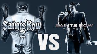 Saint's Row 2 vs. Saint's Row 3 - Vetrospect