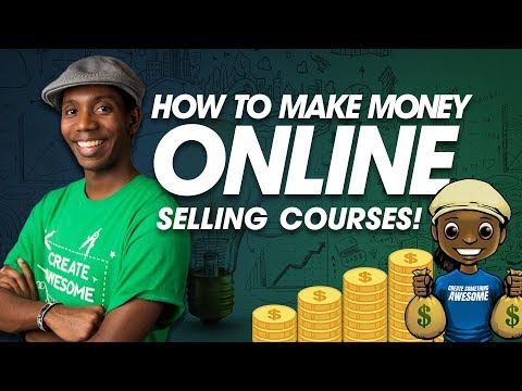 How to Make Money Online: Selling Online Courses