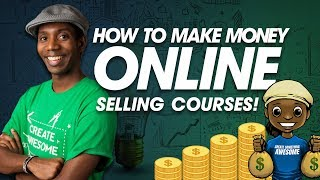 How to make passive income online by selling courses. creating courses is one of the most practical ways money while providing v...
